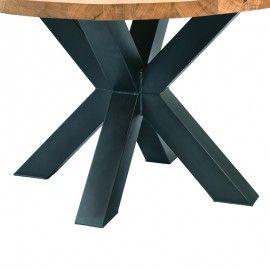 Podstawa stalowa do stołu okrągłego - model Mikado